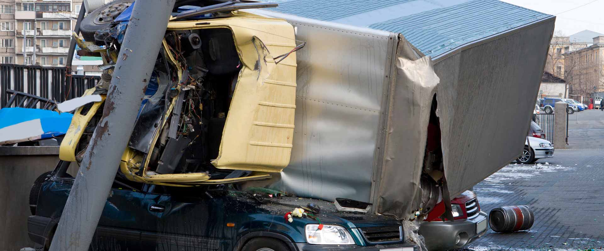 Kentucky Truck Accident Lawyers | Semi-Truck Accident Attorneys